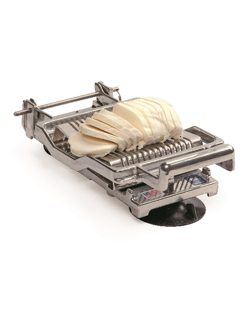 Easy Mozzarella Slicer